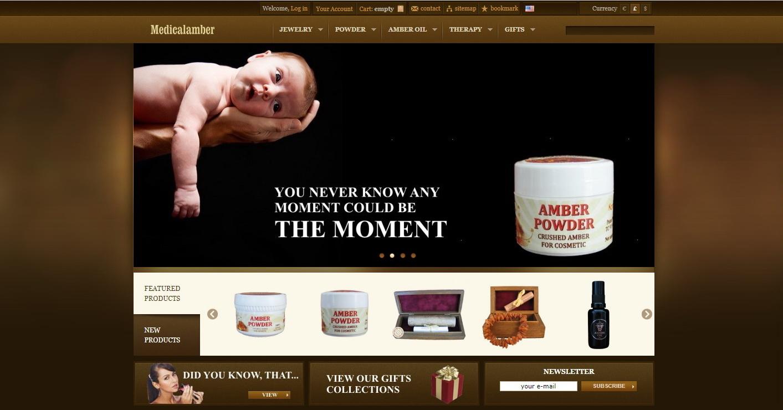 E-shop medicalamber